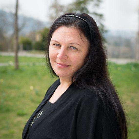 Alina Kudelevic